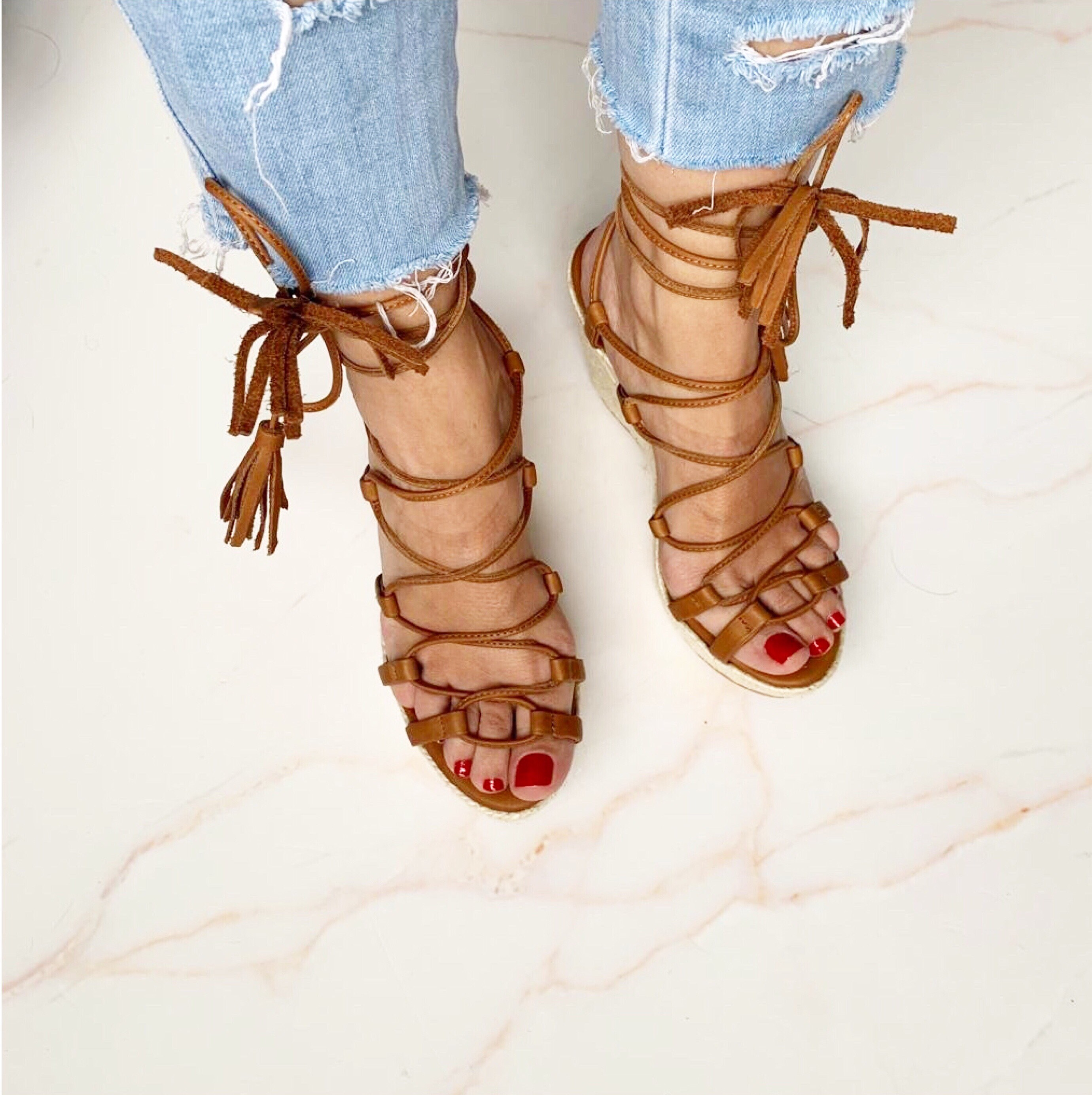 S Sandals